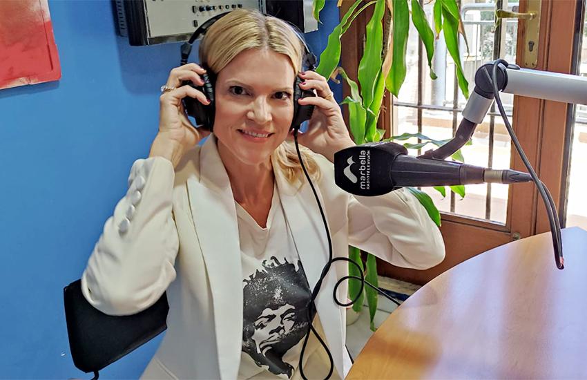 Live Interview mit Radio Televisión Marbella